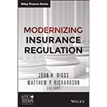 Modernizing Insurance Regulation (Wiley Finance)