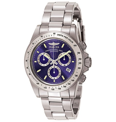 Invicta Speedway Swiss Chrono Watch - Invicta Men's 7027 Signature Collection Speedway Chronograph Watch