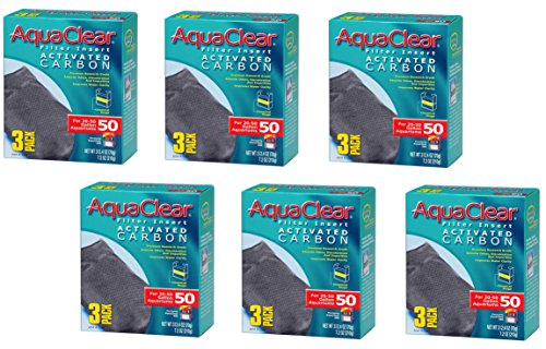 Aquaclear 50 Activated Carbon - 3