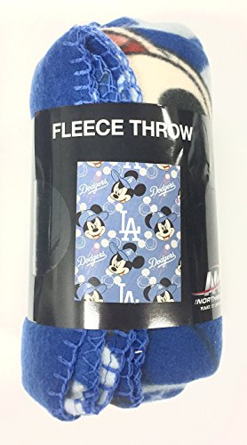Mickey Mouse Fleece Throw Blanket 40