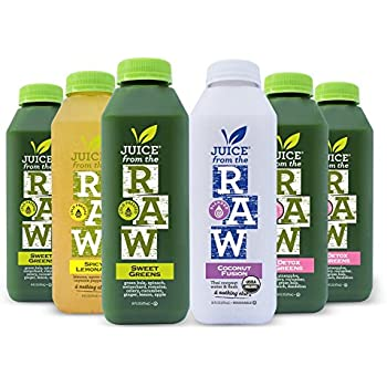 Amazon juice from the raw 3 day organic juice cleanse juice from the raw 3 day organic juice cleanse forever cleanse 18 bottles malvernweather Image collections