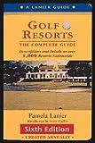 Golf Resorts, Pamela Lanier, 0898157269