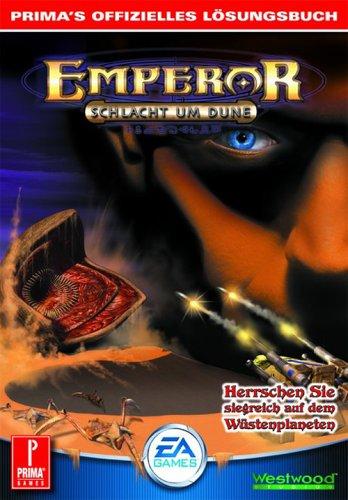 Emperor - Schlacht um Dune - Lösungsbuch