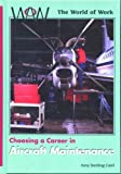 Choosing a Career in Aircraft Mechanic, Amy Sterling Casil, 0823935671