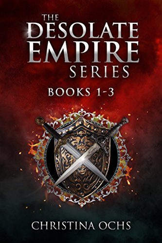 The Desolate Empire Books 1-3
