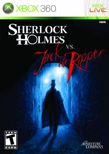 Sherlock Holmes vs. Jack the Ripper - Xbox 360 by Dreamcatcher