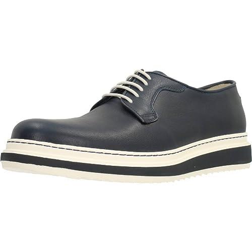 Zapatos HombreColor Sergio AzulMarca SerranoModelo Para
