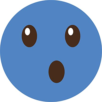 Amazon Com Colorful Emotional Emoticons Emoji Faces Cartoon 3