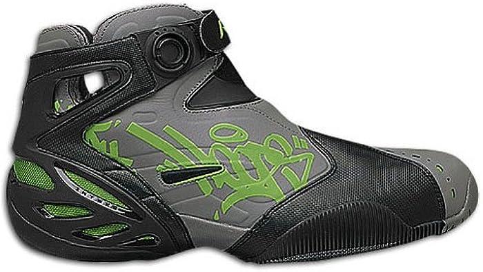 Pump Arrival Basketball Shoe, Grey