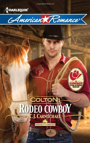 book cover of Colton: Rodeo Cowboy