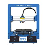 Anycubic i3 Mega 3D Printer Blue All-metal Frame with 3.5 Inch Touch Screen and Large Print Size