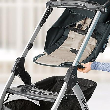 Chicco Bravo Quick-Fold Stroller, Ombra