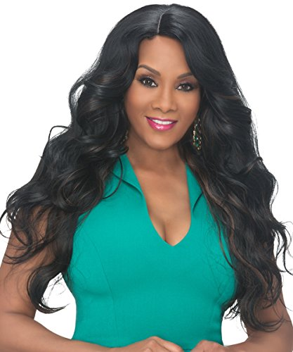 ALEXA (Vivica A. Fox) - Pure Stretch Cap Wig, Loose Body Wave in Color FS4/27