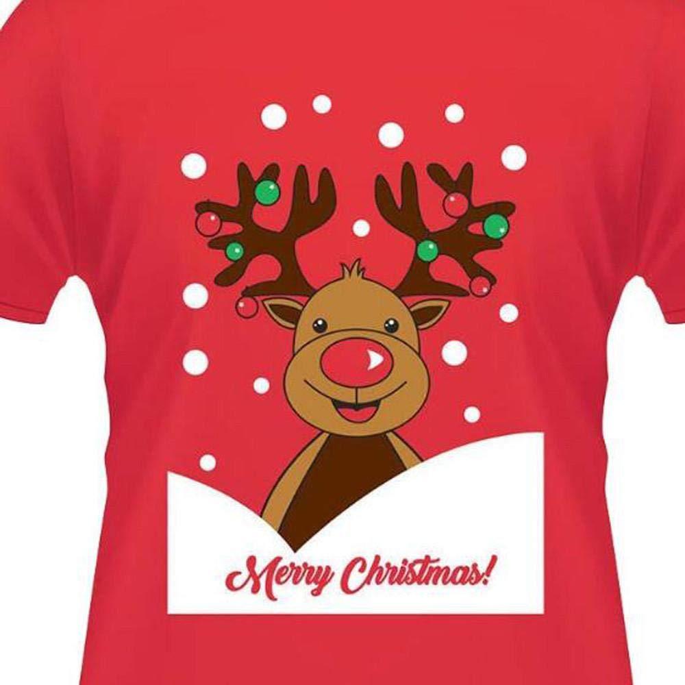 T Shirt Weihnachten.Sport Freizeit Skang Mens Womens Weihnachten Unisex Printing Tees