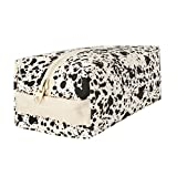 Fluf Traveller, Organic Cotton Toiletry Kit (Splatter)