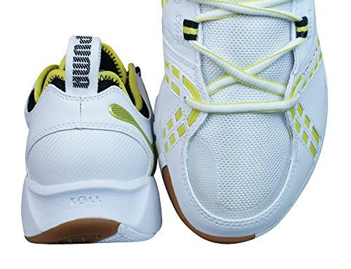 Puma Vindicate - Zapatillas de Balonmano de tela Hombre - blanco