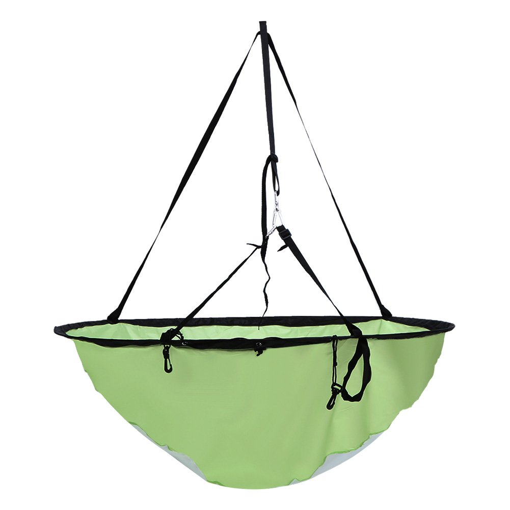 Gakoz Kayak Barca Wind Sail Canoa SUP Paddle Board Vela con Clear Window Fishing Rowing Gommone fuoribordo Drifting Abbigliamento