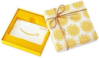 Amazon.com $25 Gift Card in a Medallion Box