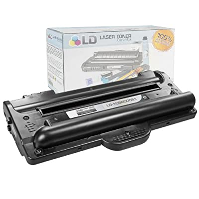 LD Compatible Samsung SCX-4100D3 Black Laser Toner Cartridges for use in Samsung SCX-4100