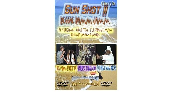 Gun Shot! Reggae Ramm Jamm [USA] [DVD]: Amazon.es: Elephant ...