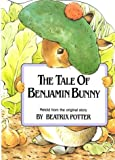 img - for Tale of Benjamin Bunny (Beatrix Potter's Shaped Board Books) book / textbook / text book