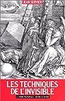 Les Techniques de l'invisible : La Pierre Philosophale par Servier
