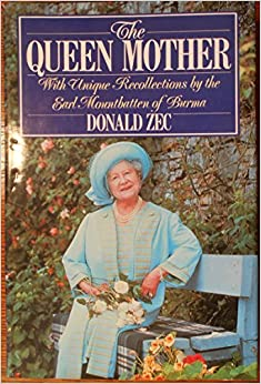 Book The Queen Mother