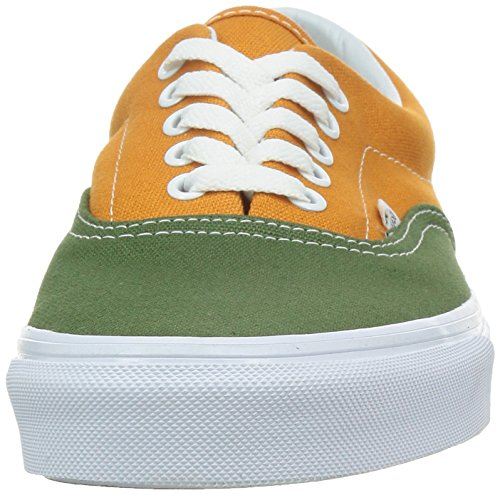 skate Unisex Multicolor Naranja Verde Era Zapatillas de Vans tSqx8AzW