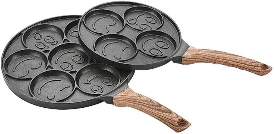 Fayelong Waffle Irons,Belgian Waffle Maker Waffle Mold Round Baking Pan Press Plate Cooking Baking Tool 4 Round