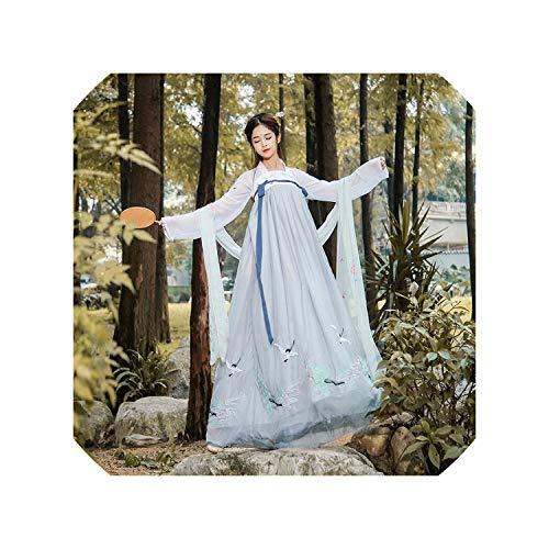 New Hanfu National Ancient Chinese Costume Women