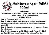 Malt Extract Agar (MEA), 350 Milliliters