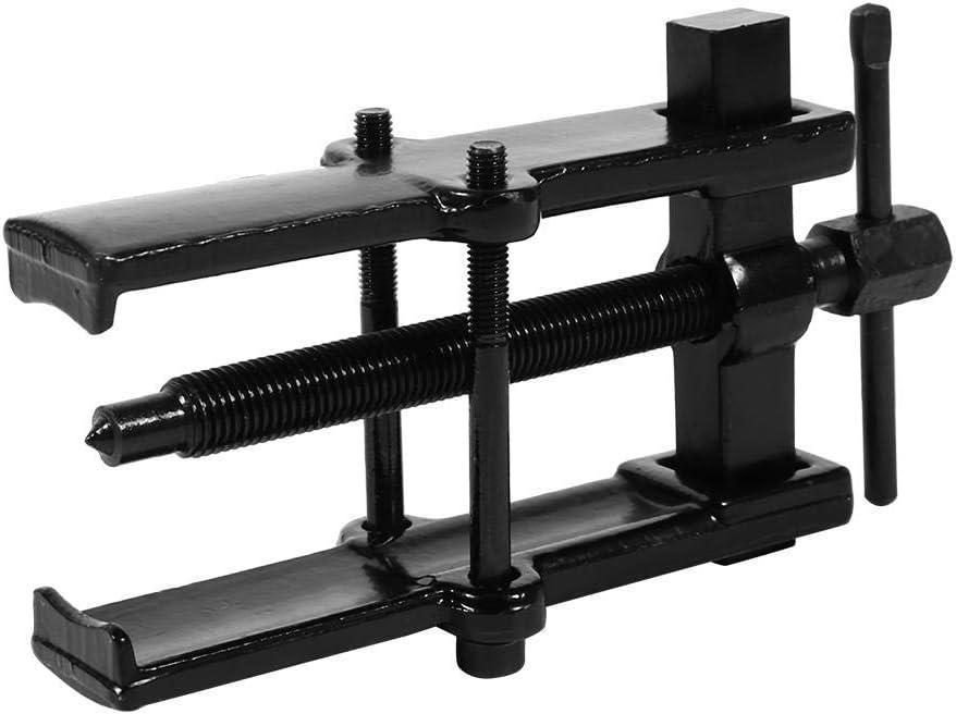 4 pulgadas - 40 /× 80 mm Extractor de Engranajes de Rodamiento para Autom/óvil de Motocicleta Extractor de Dos Mand/íbulas Rango Ajustable Acero Al Carbono Tipo Recto