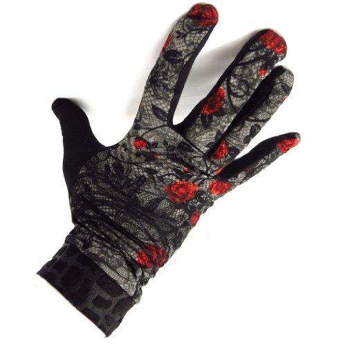 [リリーの宝 (Les Tresors De Lily)] (Courtney コレクション) [K5778] 手袋 グレイ