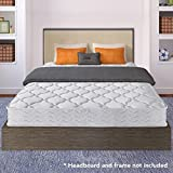 "Best Price Mattress 8"" Contour Support Pocketed Coil Mattress, Full"