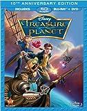 Treasure Planet: 10th Anniversary Edition [Blu-ray]