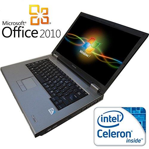 【2010】東芝 L21 新世代Celeron 2.2GHz メモリ4GB HDD160GB 15インチ