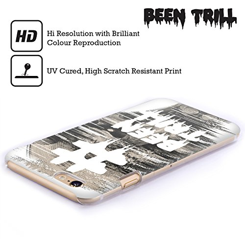 Official Been Trill Japanese Mask Glitch Hard Back Case for Apple iPhone 6 / 6s
