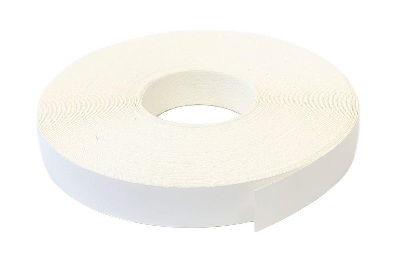 Kantenumleimer Melamin 22mm x 30m mit Schmelzkleber in weiss glatt matt Dekor