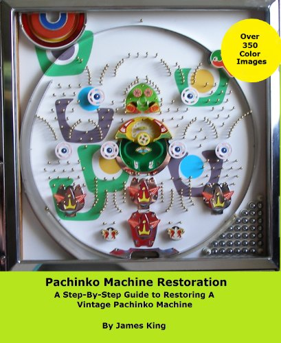 Pachinko Machine Restoration for sale  Delivered anywhere in USA