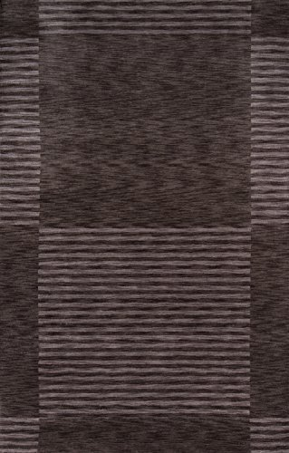 Momeni Rugs Gramercy Collection, 100% Wool Hand Loomed Contemporary Area Rug, 5' x 8', -