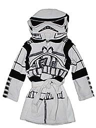 Disney Star Wars Boys Hooded Robe 4-16 (XS (4/5))