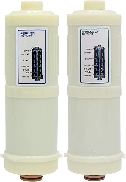 BTM-207D BTM-102F BTM-101T Biontech Juego de filtros ionizadores de agua para BTM-101E BTM-303