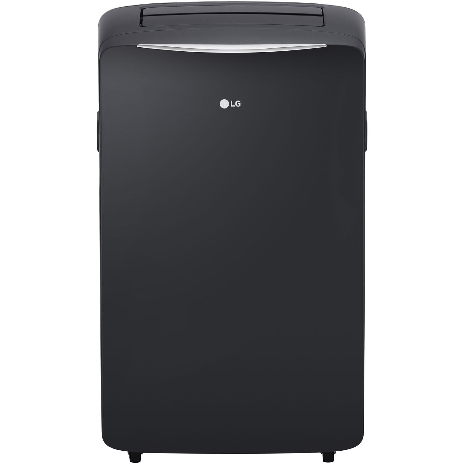 LG LP1417GSR 115V Portable Air Conditioner with Remote Control in Graphite Gray for Rooms up to 400-Sq. Ft. (Certified Refurbished)