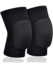 Mmester Best Soft Knee Pads for Dancers—Knee Pads Knee Guards for Ath letic Use Volleyball Knee Pads Dance Knee Pads Yoga Knee Pads Football Pad Tennis Skating Workout Climbing