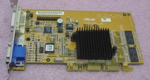 ASUS AGP-V7100 DVI 16MB Geforce2 AGP Video Graphic Card