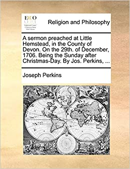 Is Perkins Open On Christmas Day.Buy A Sermon Preached At Little Hemstead In The County Of