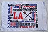 Lacrosse Chatter Standard Pillowcase