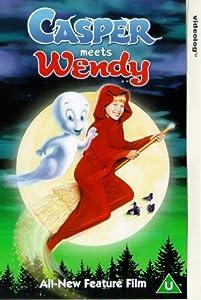 casper meets wendy dvd. casper meets wendy [vhs] [2003] dvd