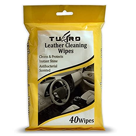 Remarkable 40 Leather Cleaning Wipes Pack Cleans Protects Sofa Car Seat Chair Furniture Creativecarmelina Interior Chair Design Creativecarmelinacom