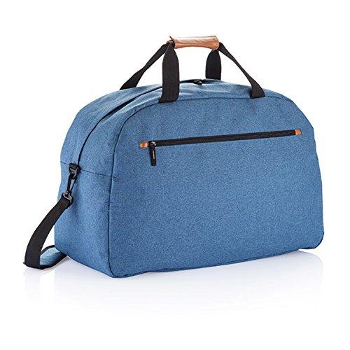 XD-Duo Sport-Borsone da viaggio, 58 cm, 50 l, colore: blu